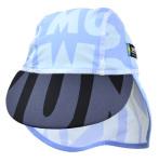 Swimpy by Tilda's Moomin blue UV hat