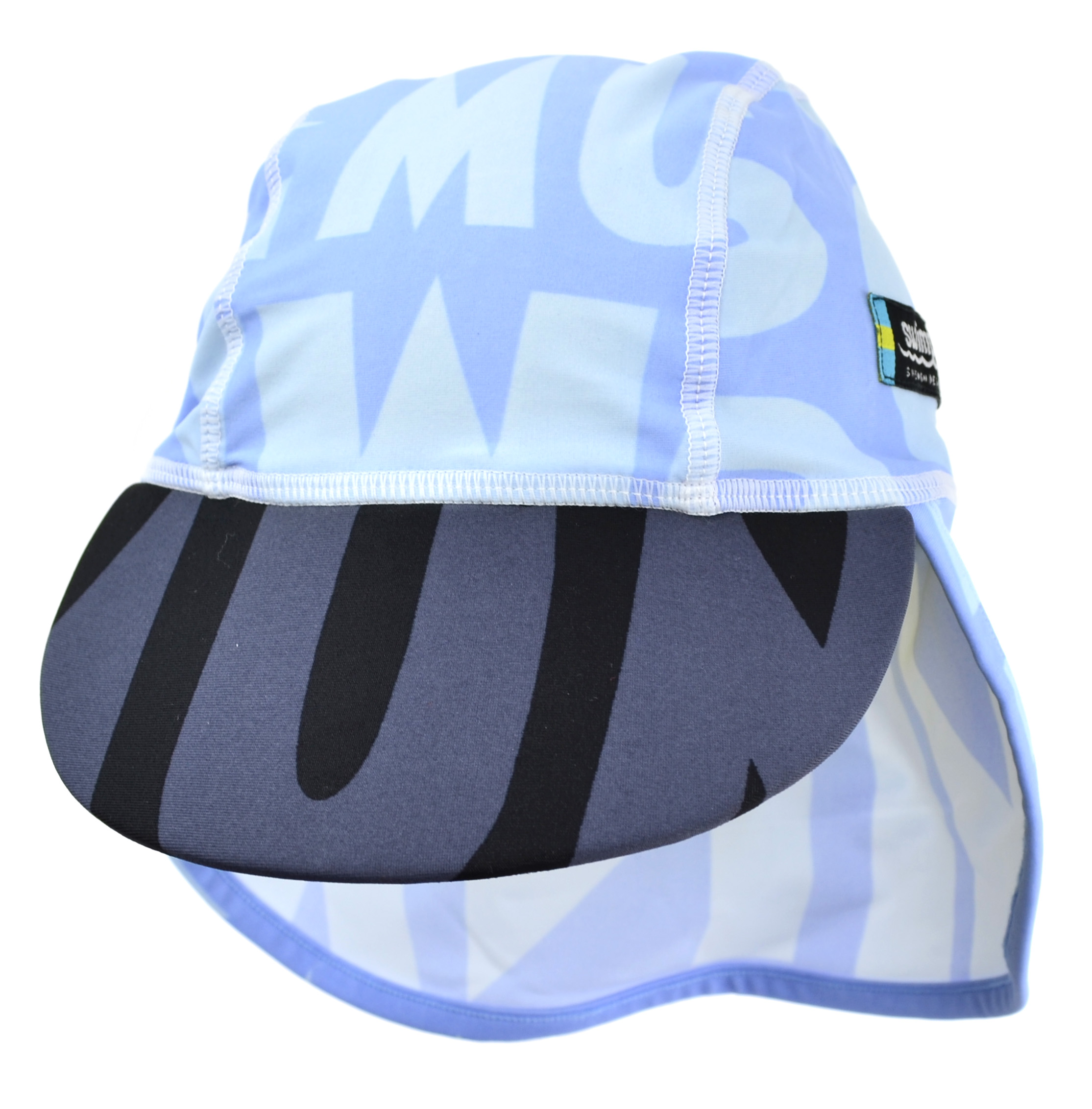 Swimpy by Tilda's Moomin blue UV hat