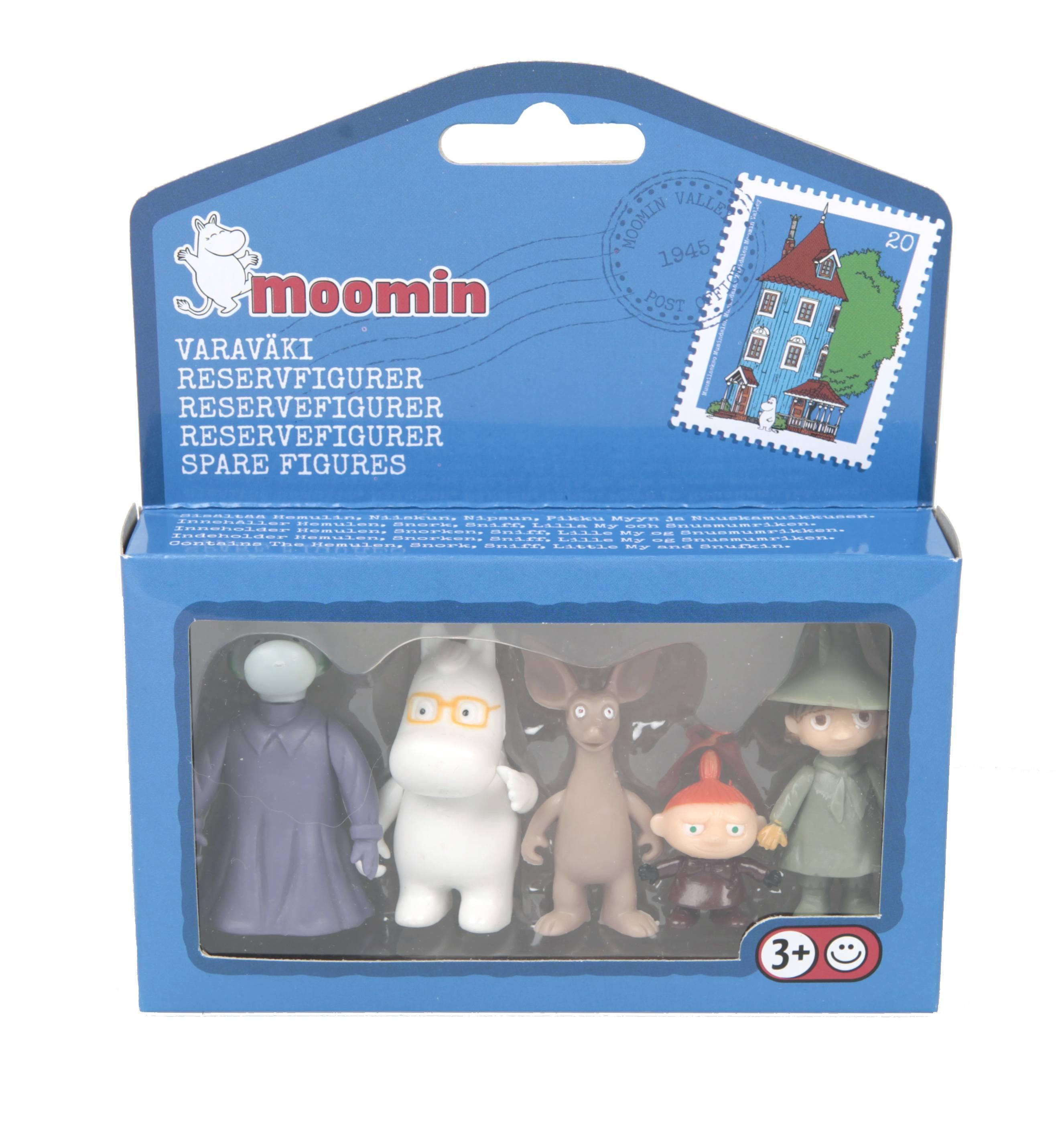 Martinex Moomin Figures
