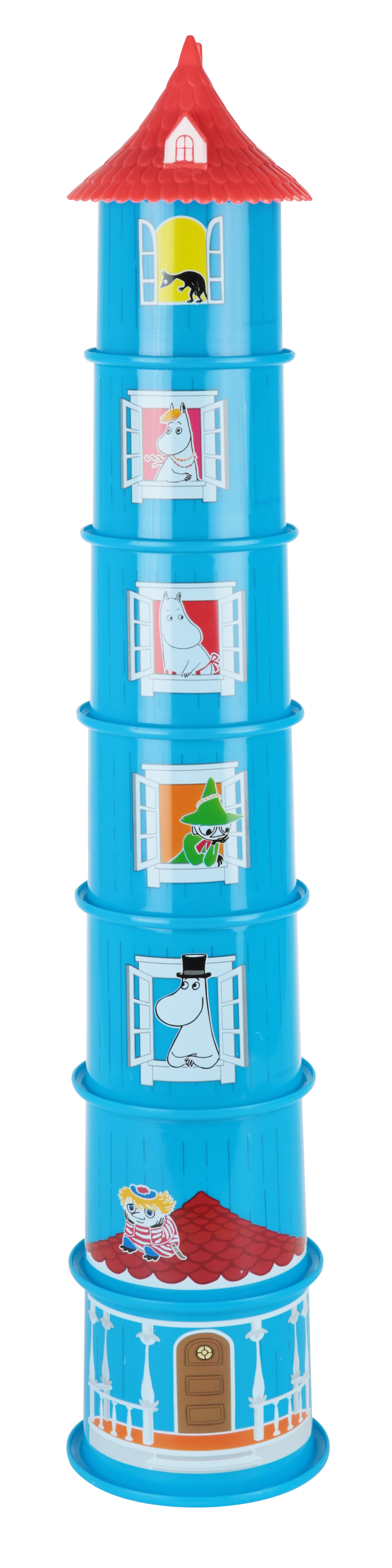 Martinex Moomin Stacking Cups