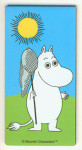 Karto Magnetic Bookmark Moomin