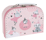 Martinex Moomin Papercase Rose Whirls Small
