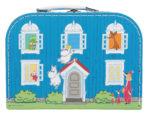Martinex Cardboard Suitcase Moominhouse M