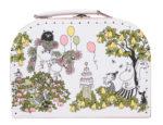 Martinex Cardboard Suitcase Garden S