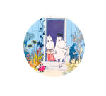 OPTO Pot Coaster Moomin Doorstep