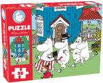 Tactic Moomin Giant Puzzle Collection 35 pieces