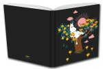 Anglo-Nordic Moomin Guestbook PU-cover