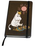 Anglo-Nordic Moomin Notebook w/elastic band A6