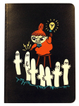 Anglo-Nordic Moomin Wax cover notebook A6