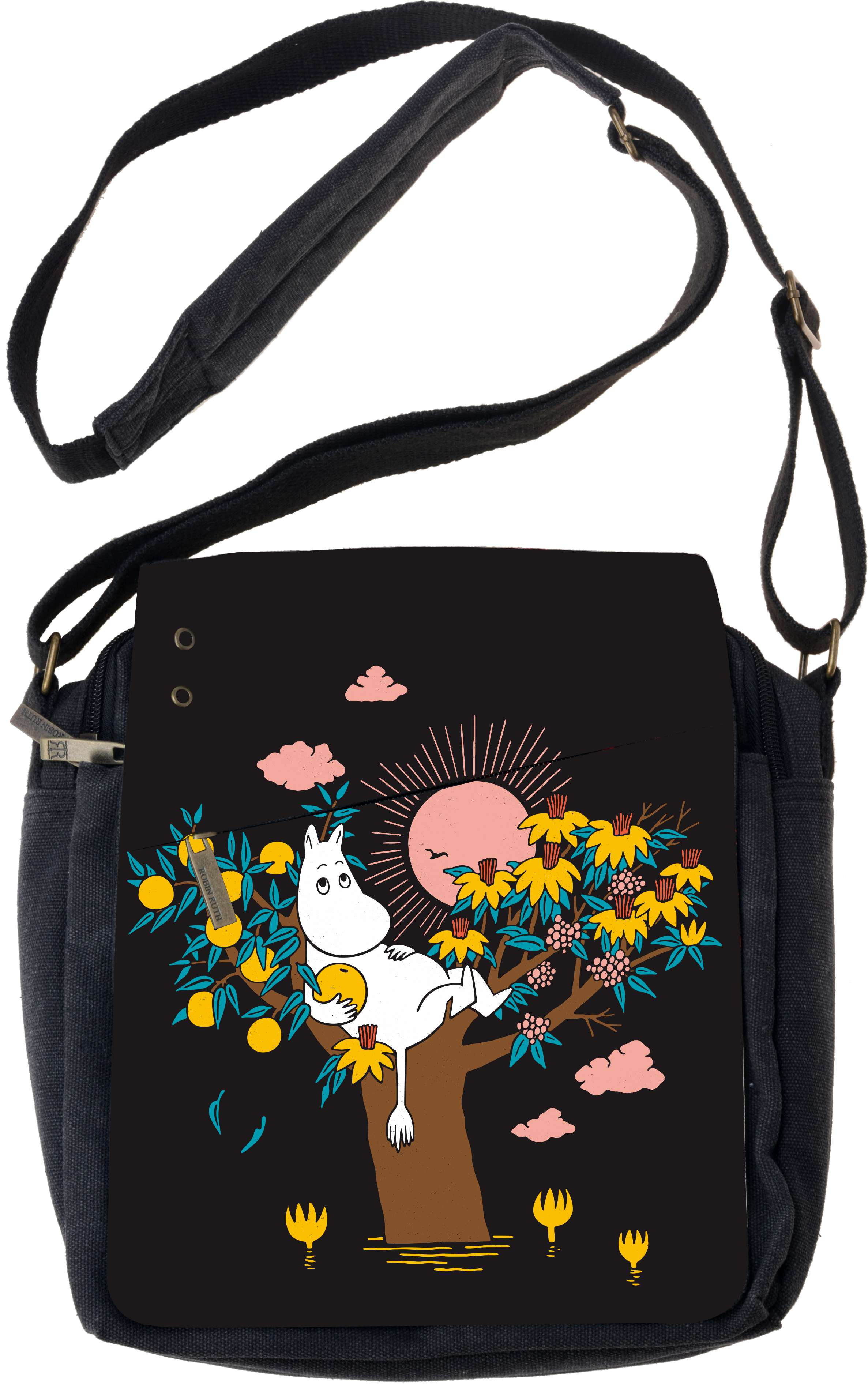 Anglo-Nordic Moomin Travel bag 22x24x8cm