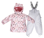 L-Fashion Group Oy - Baby Girls Padded Set