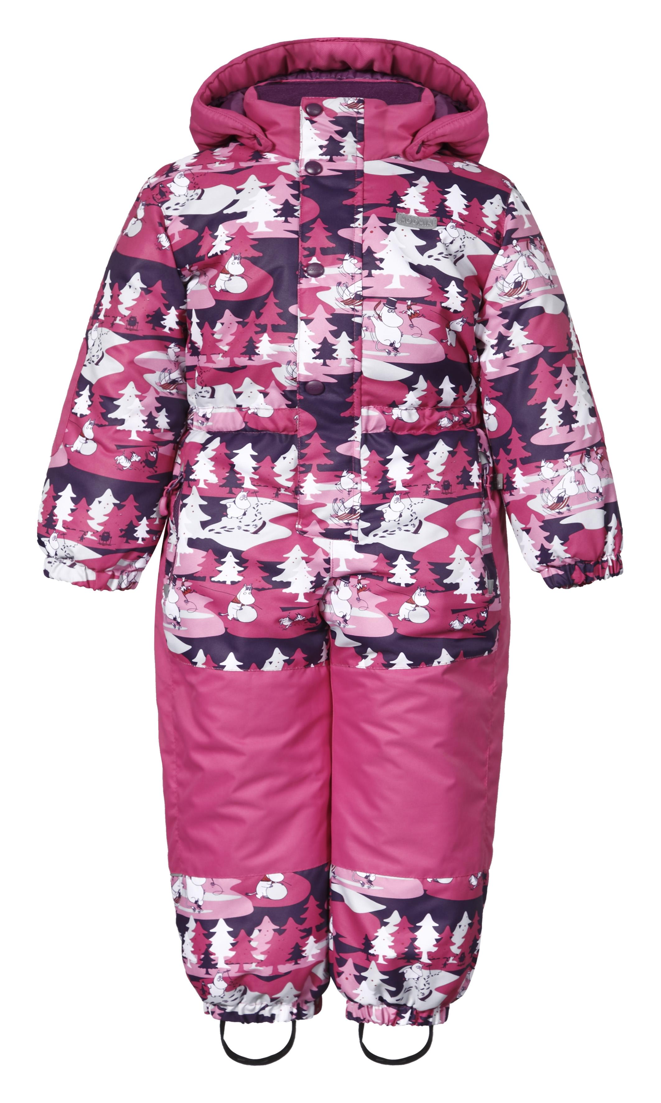 L-Fashion Group Oy - Girls padded set