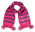 L-Fashion Group Oy - Girls knitted Scarf