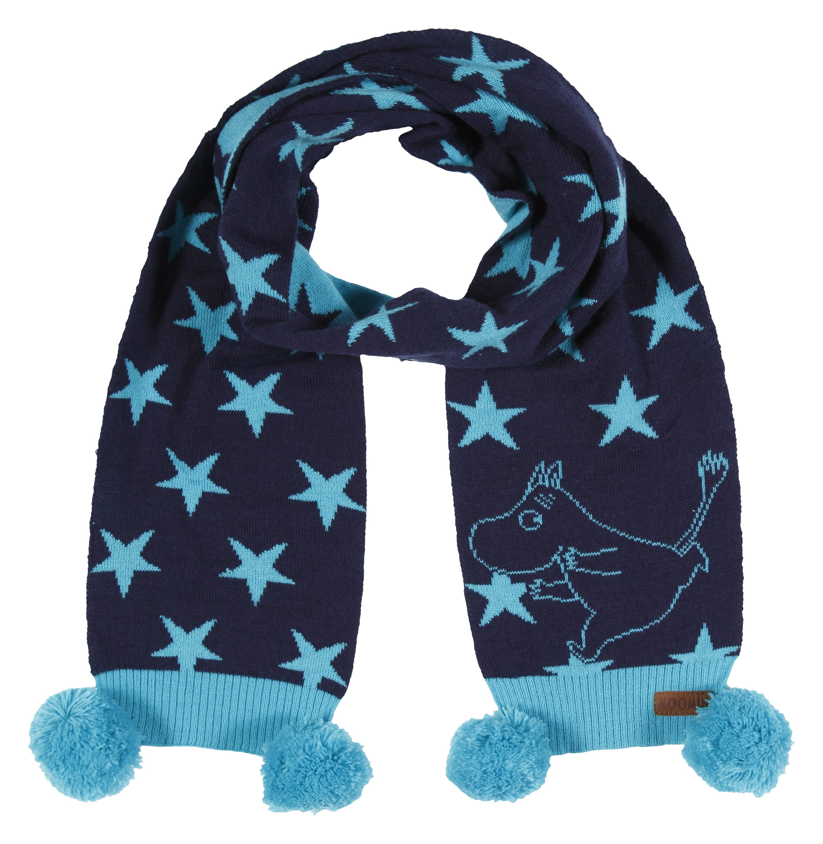 L-Fashion Group Oy - Boys knitted Scarf