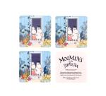OPTO Coaster Moomin Doorstep 4-pack