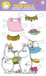 Tactic Moomin Paperdolls