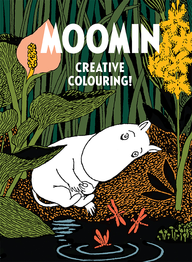 Tactic Moomin Creative Coloring!