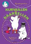Tactic Moomin Kurvaillen ja kaarrellen kynäharjoituksia (Moomin Drawing book)