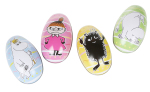 Martinex Moomin Egg Shape Ornament Paste