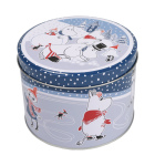 Martinex Moomin Winterday Round Tin