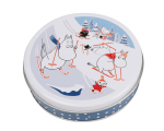 Martinex Moomin Winterday Small Round Tin