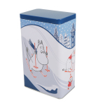 Martinex Moomin Winterday Coffee Tin