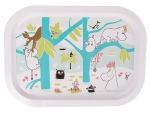 Martinex Moomin at the pond oblong tray