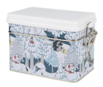 Martinex MOOMIN WINTERLAND TEA TIN