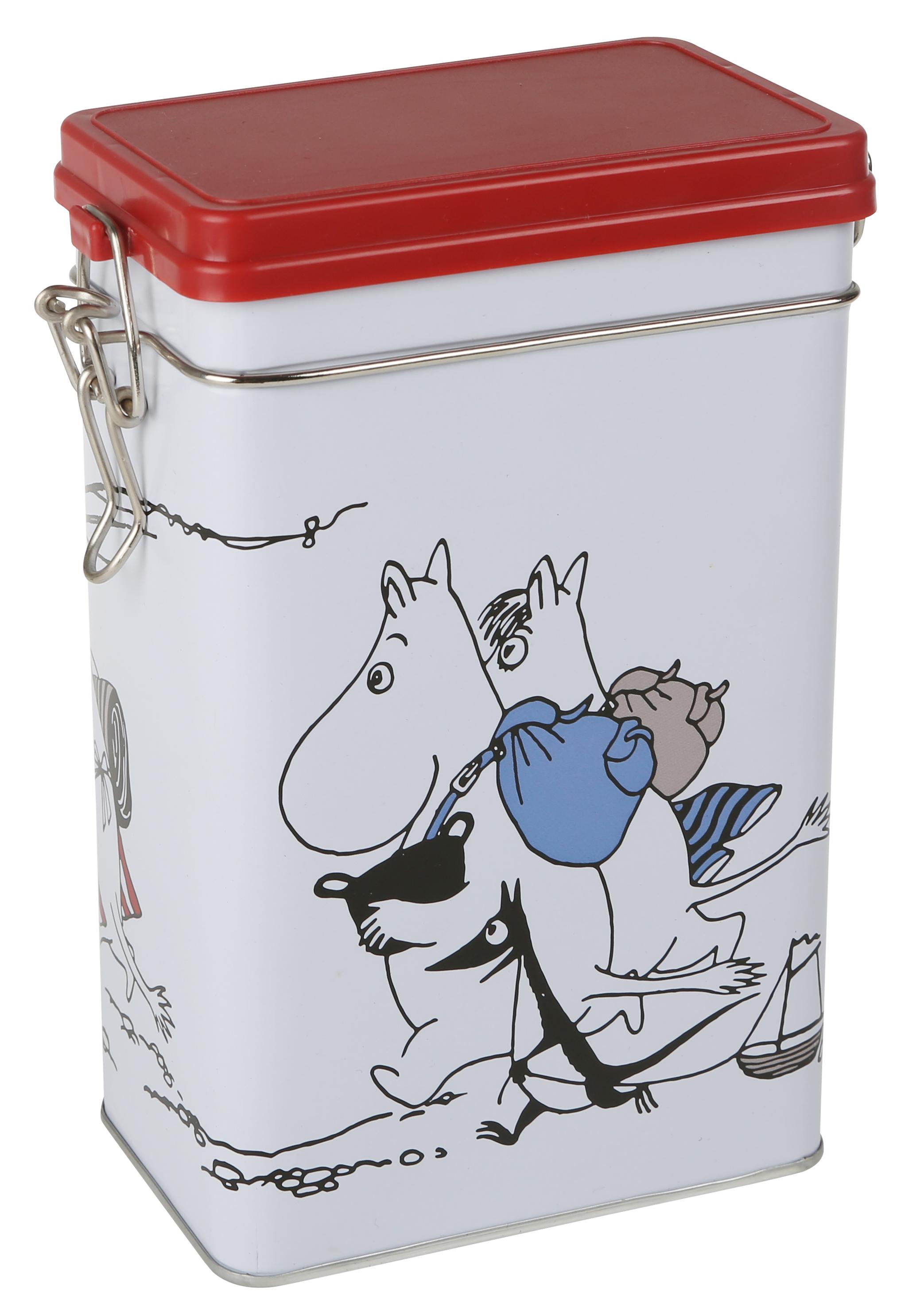 Martinex Moomin Picnic coffee tin