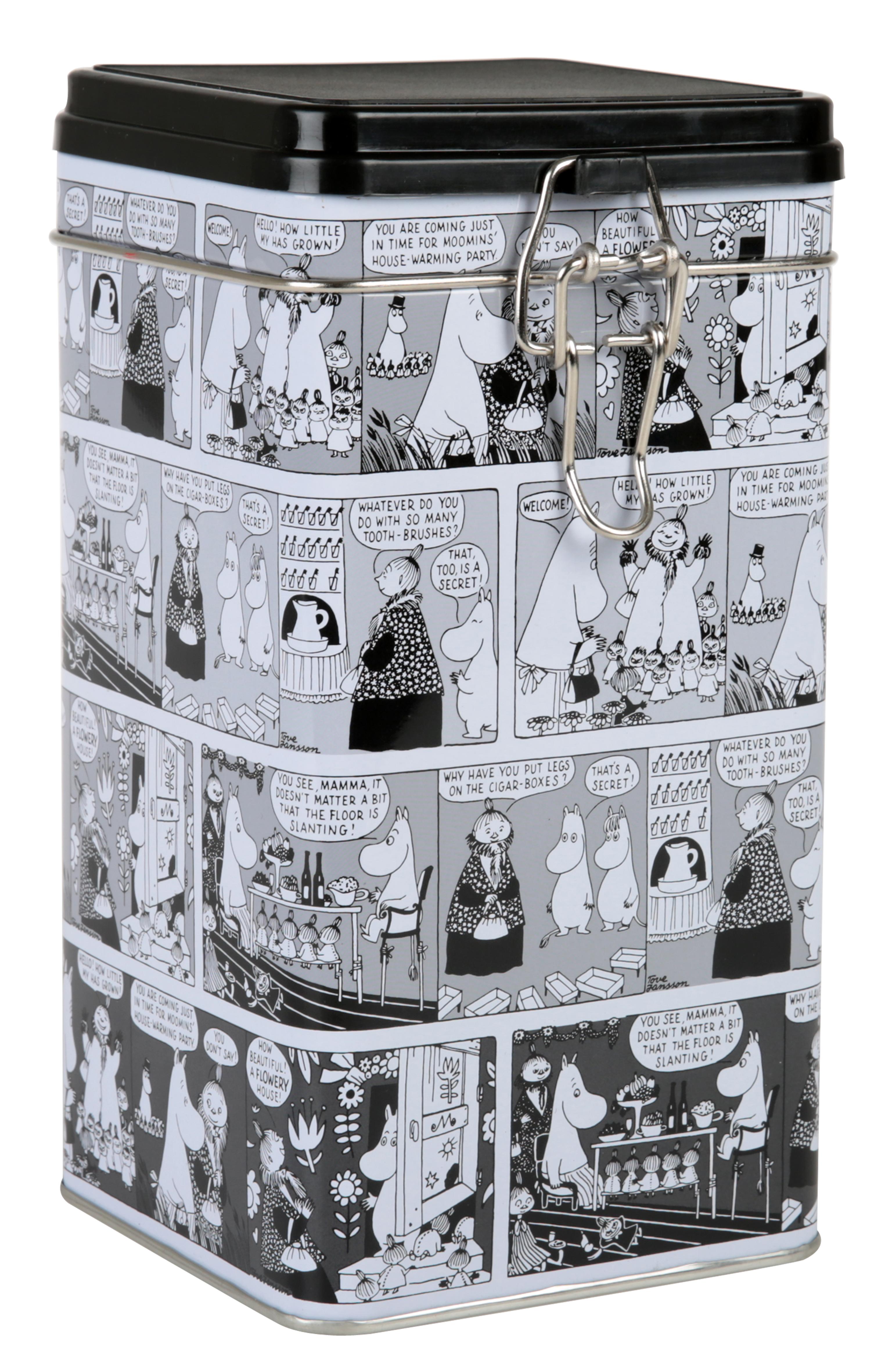 Martinex Moomin Comic tin max