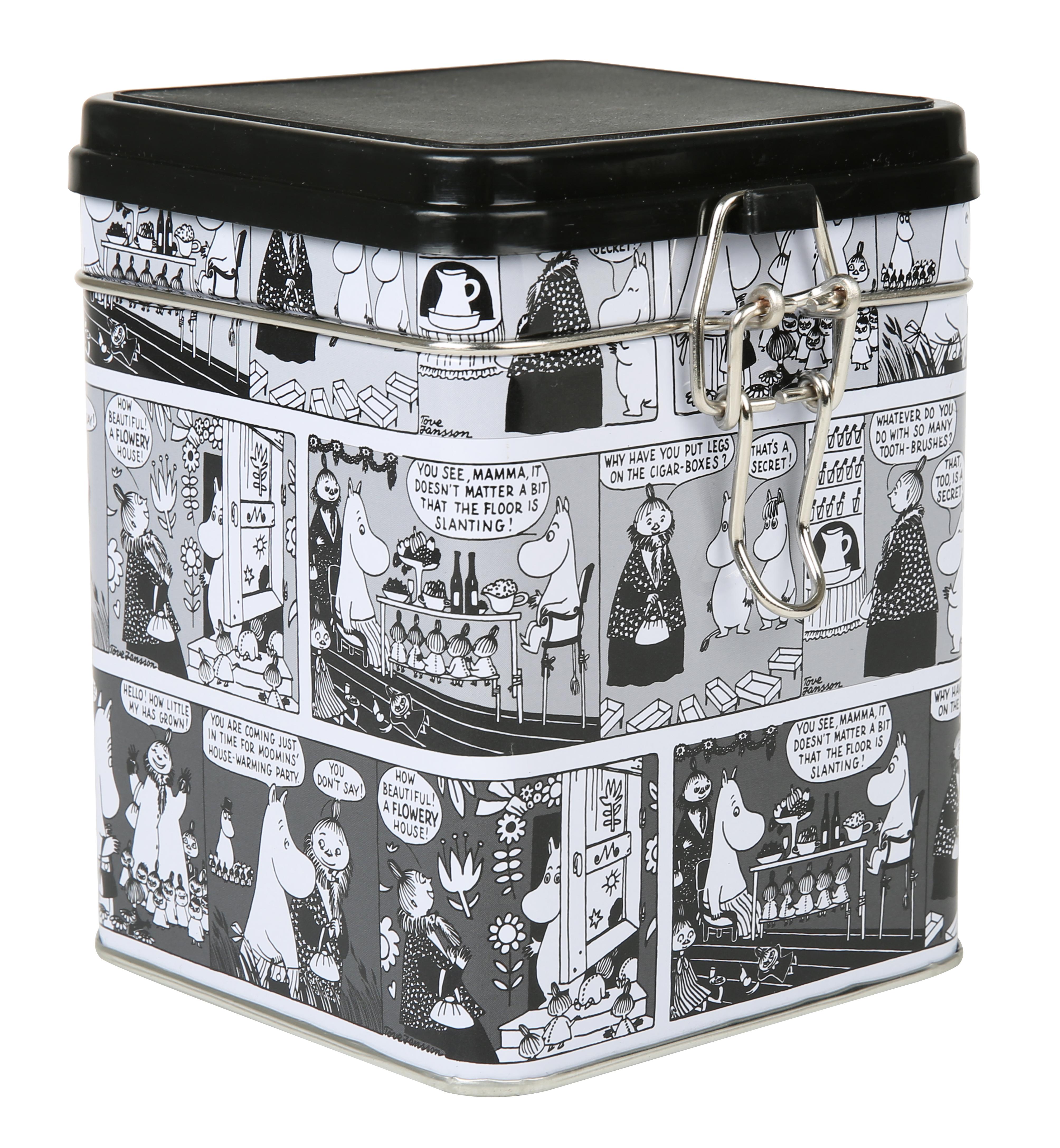 Martinex Moomin Comic tin mini