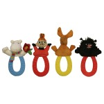 Rätt Start TEETHER RING, MUMIN, ASSORTED