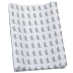 CHANGING PAD, MOOMIN SILHUETTE GREY