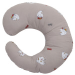 Rätt Start NURSING PILLOW MUMIN, CAPPUCCINO
