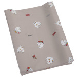 Rätt Start NURSING BED ACRYLIC, MUMIN, CAPPUCINO