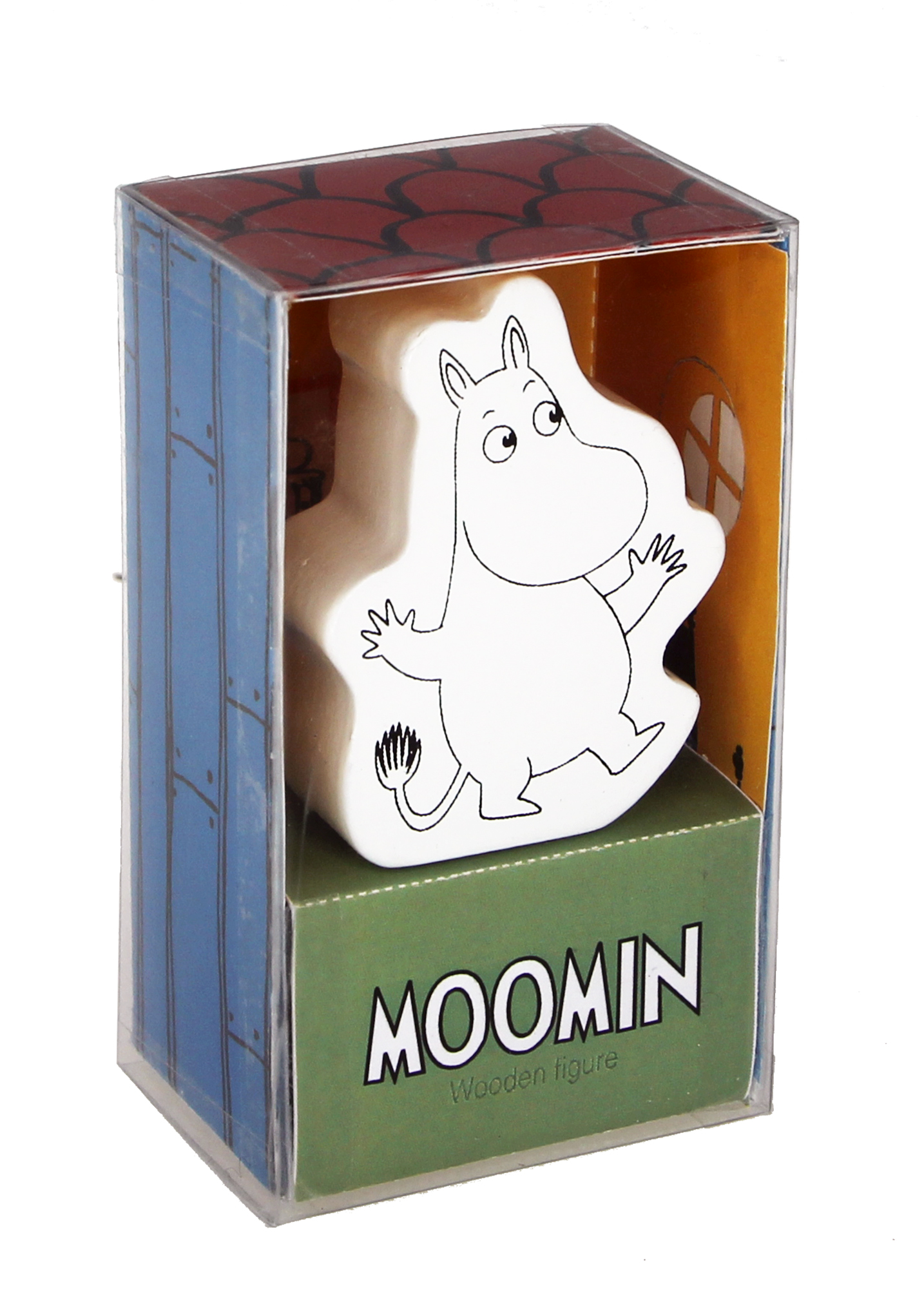 Barbo Toys My Little Toy Box single wooden figurine Moomin