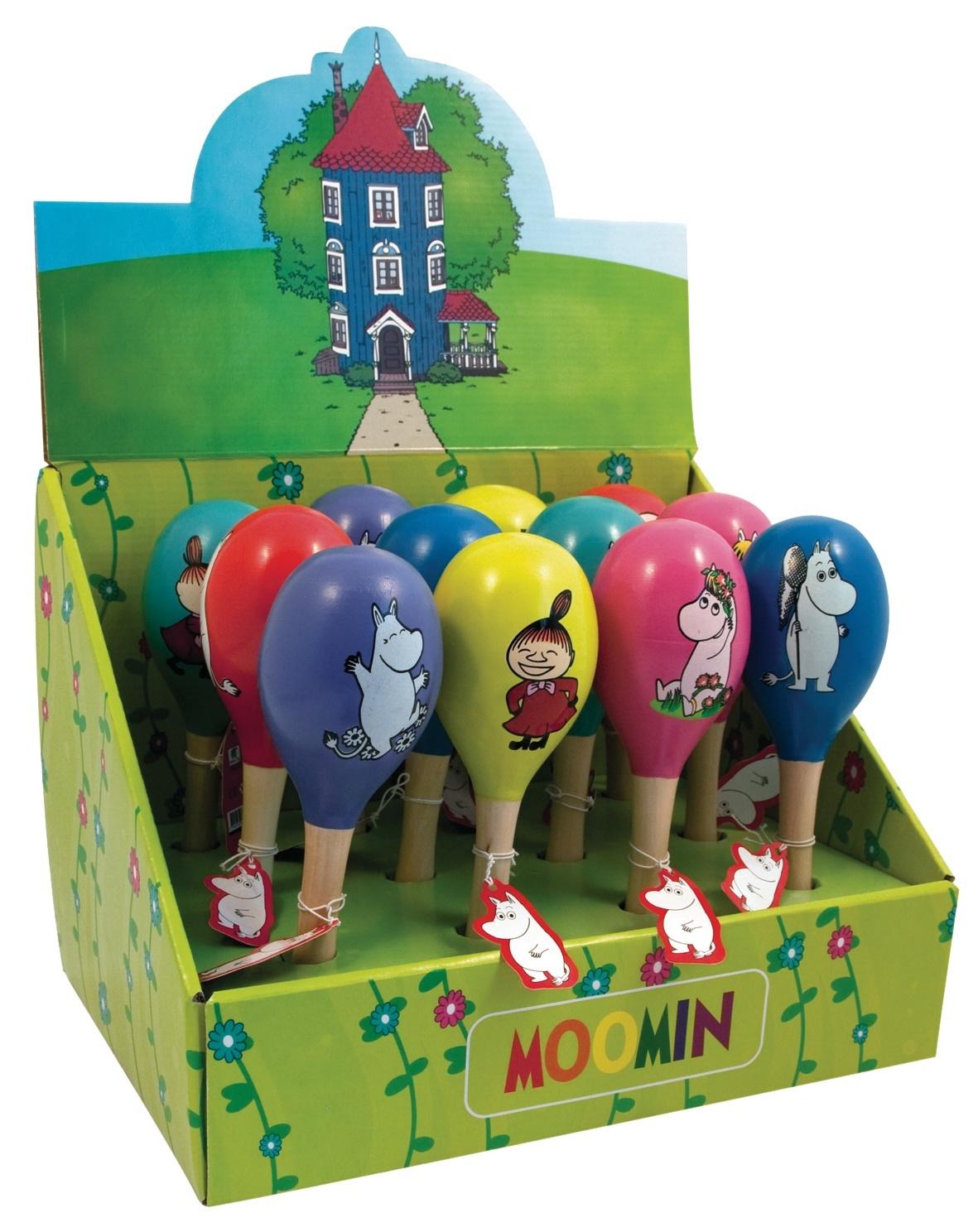 Barbo Toys Maracas display 12 pcs