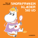 Lamberth Snorkfrøken klæder sig ud - Lamberth