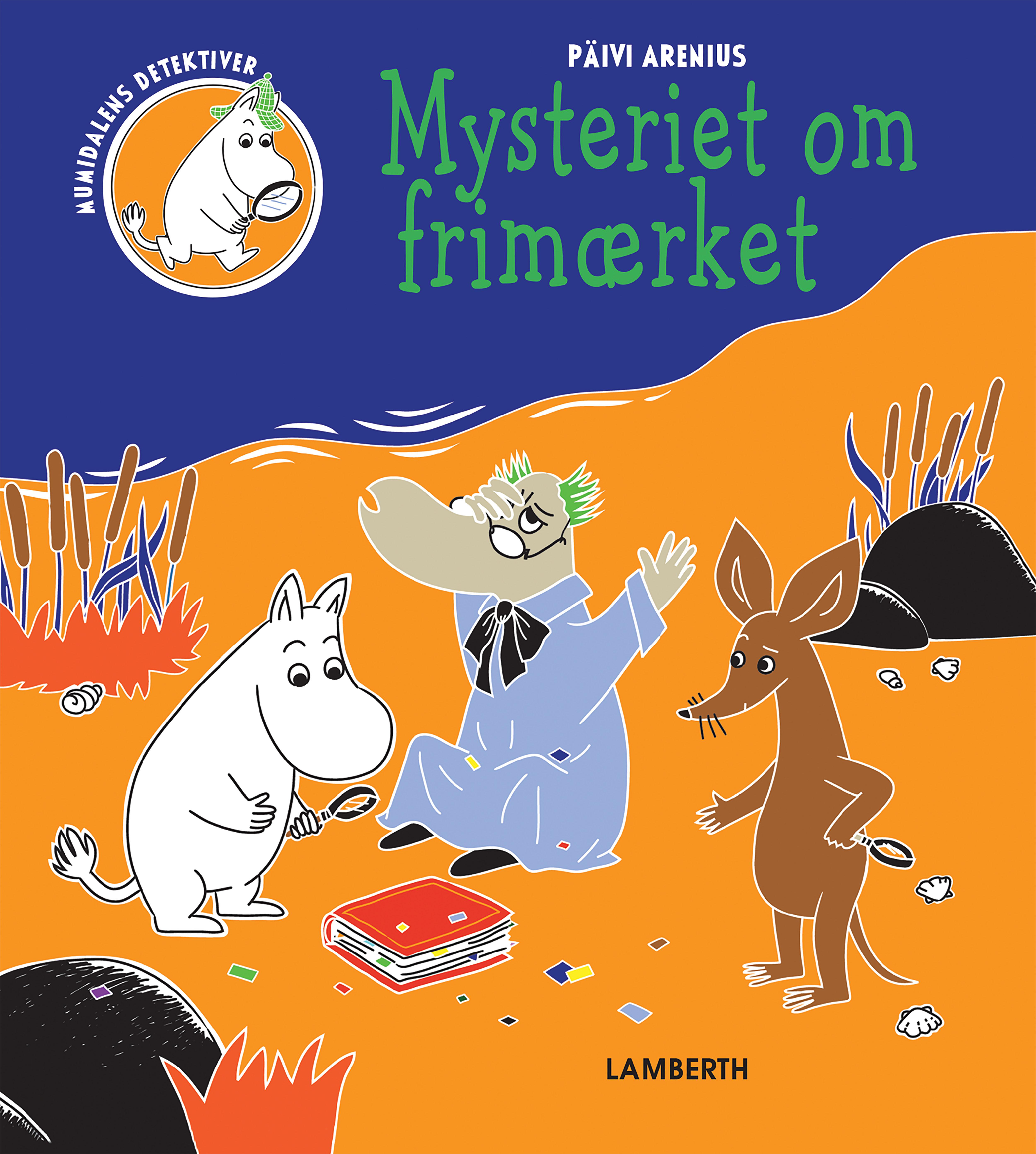 Lamberth - Mysteriet om frimærket