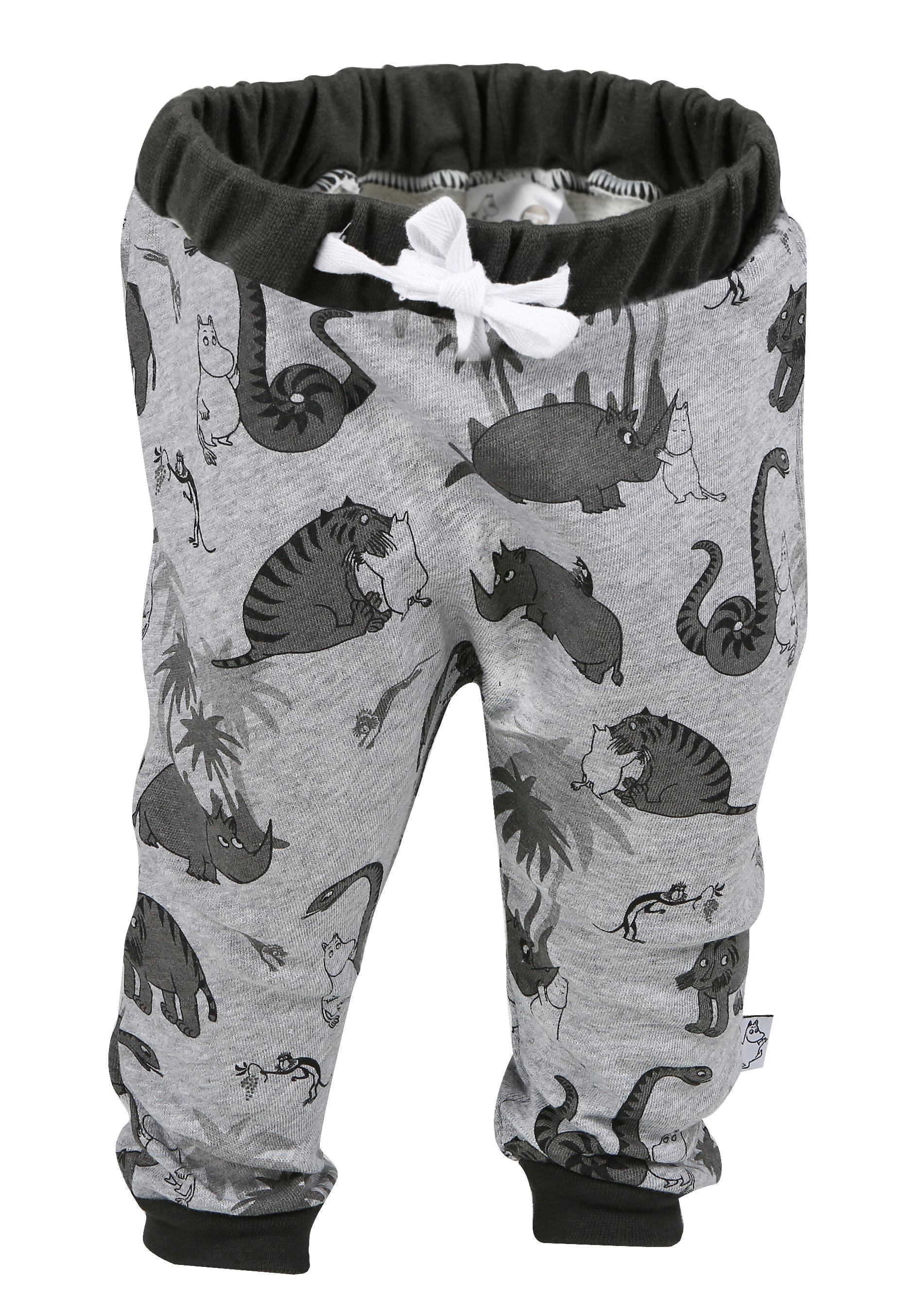 Martinex Moomin Junglelife pants melange