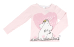 Martinex Moomin Love Rose shirt