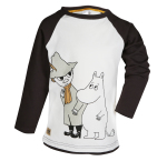Martinex Moomin and Snufkin shirt