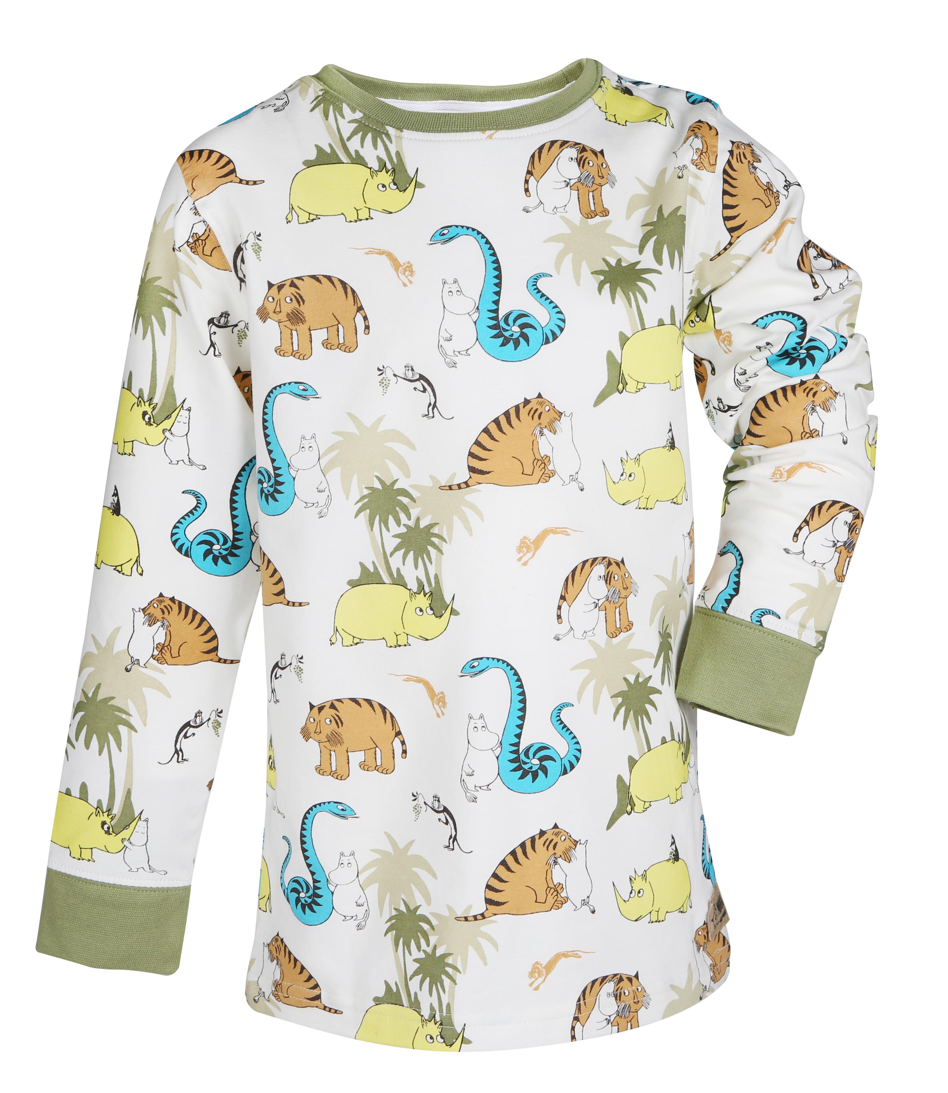 Martinex Moomin Junglelife shirt