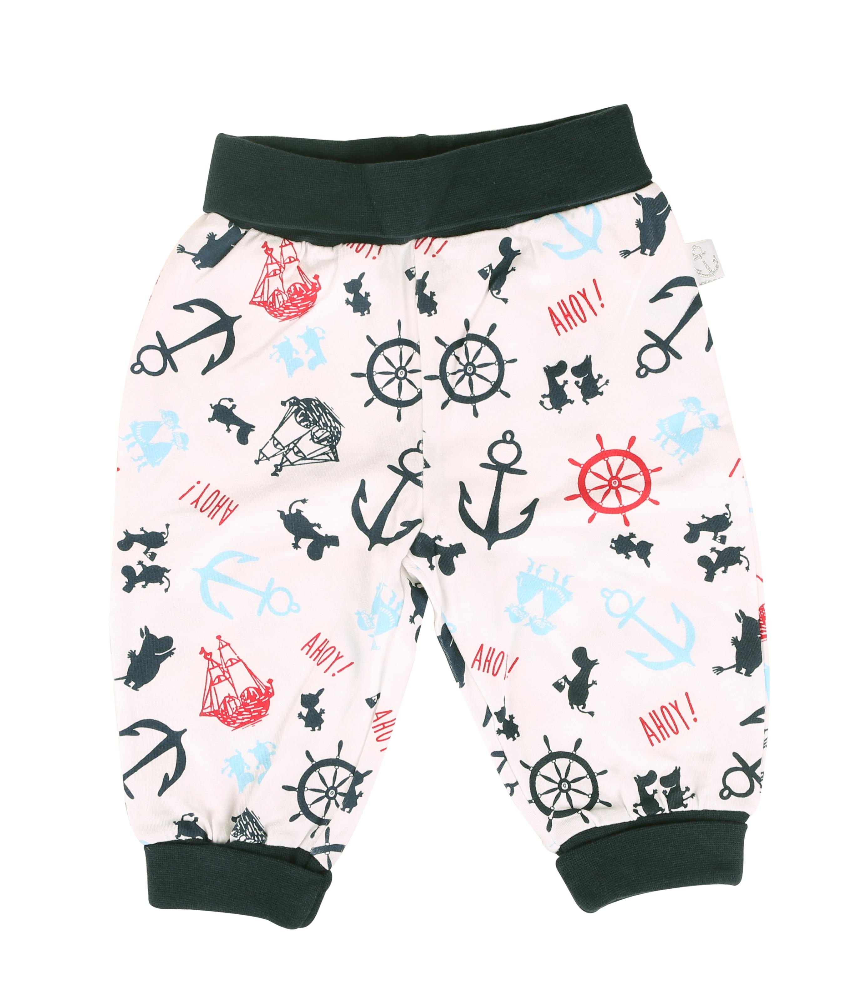 Martinex Moomin Anchor Pants