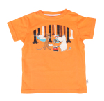 Martinex Moomin Camping T-Shirt Orange