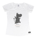 Martinex Moomin All Over The World Womens T-Shirt