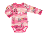 Martinex Moominworld Body Pink