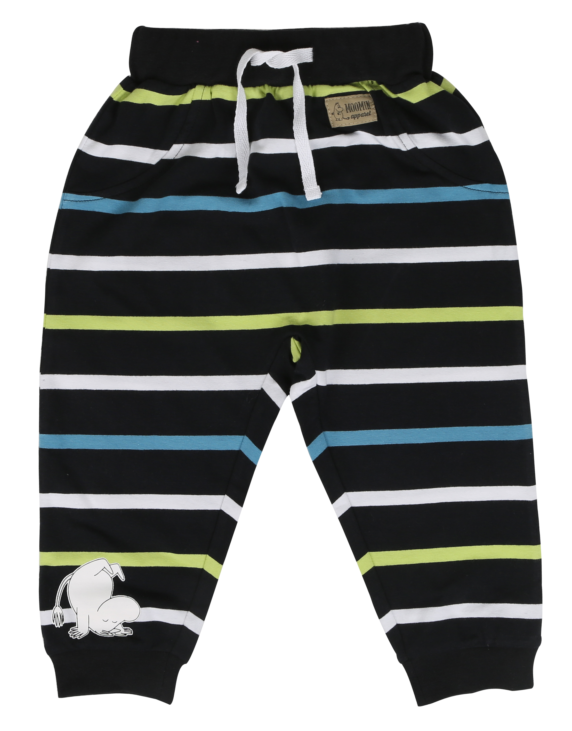 Martinex HAPPY JUMP PANTS STRIPE