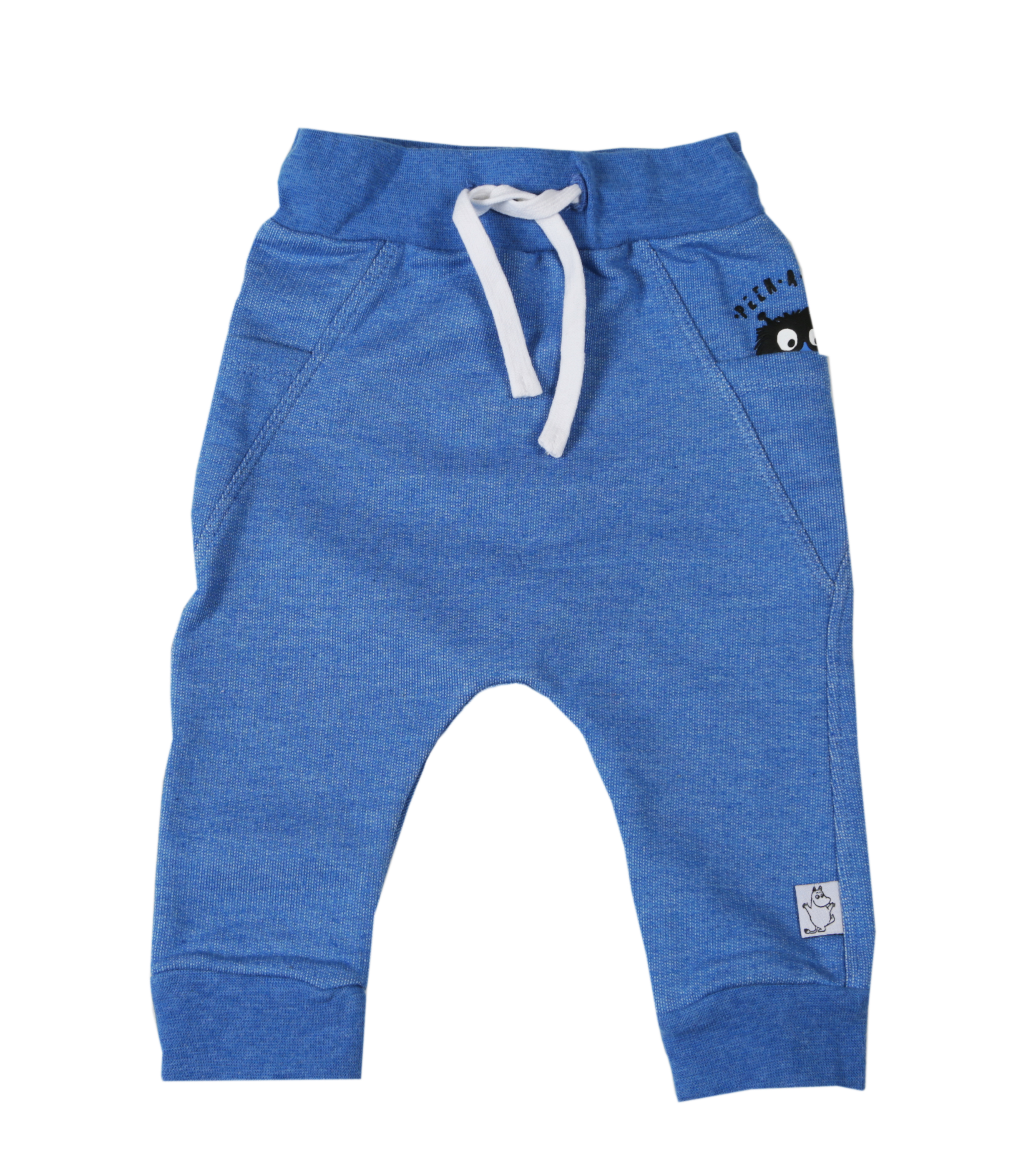 Martinex Kukkuu -pants blue