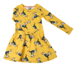 Martinex Ratsastaa dress yellow